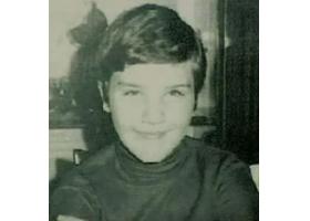 Patrice Alègre enfant